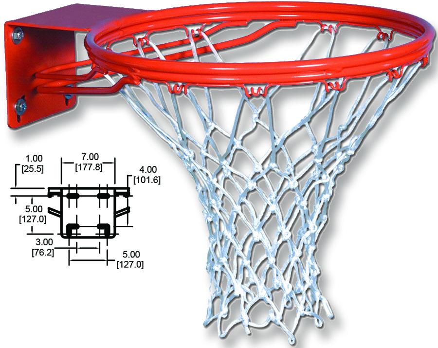 94514d8f789 Super Goal Fixed Basketball Rim. View. View