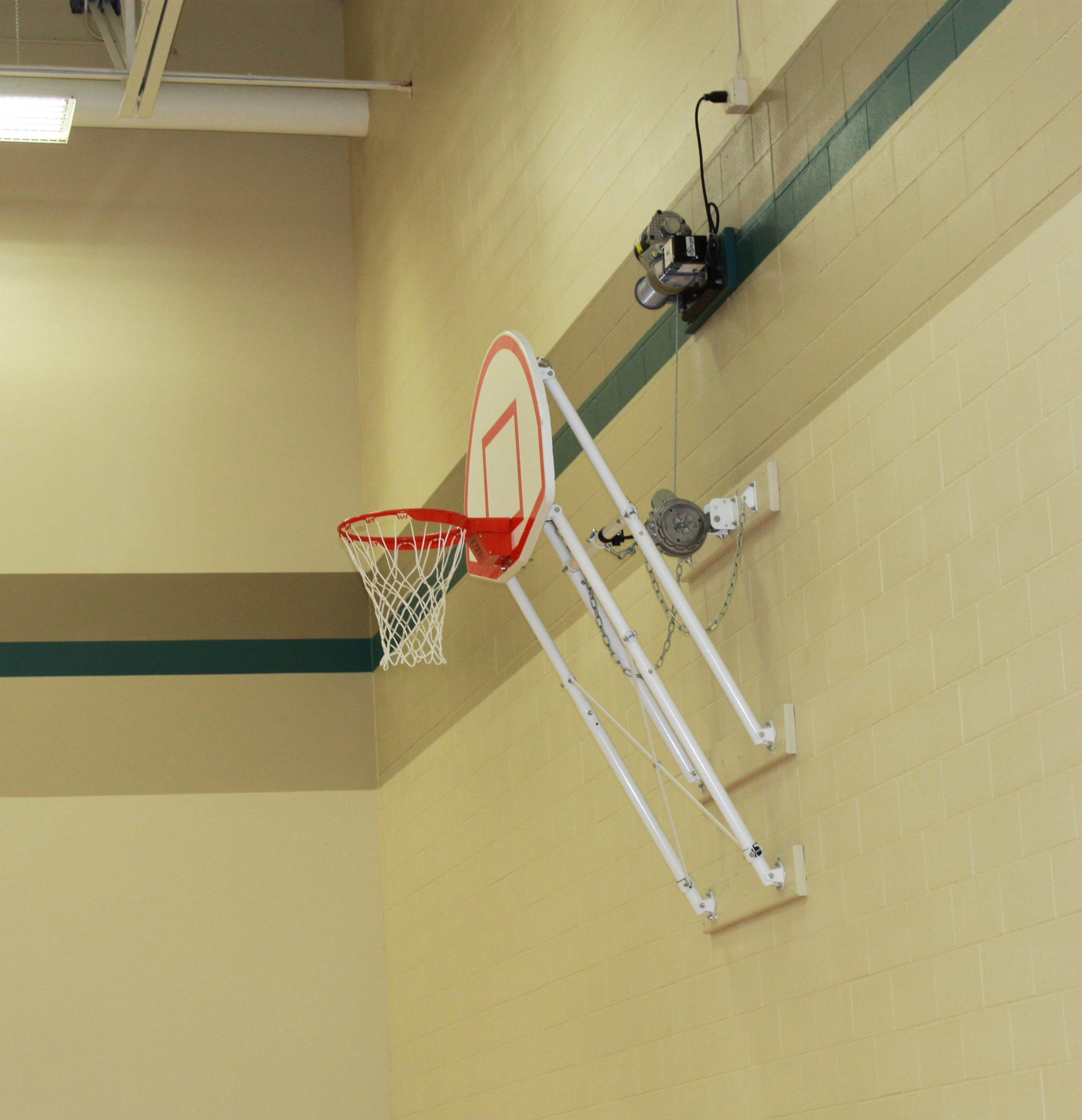 ard folding basketball backstop - HD2748×2844