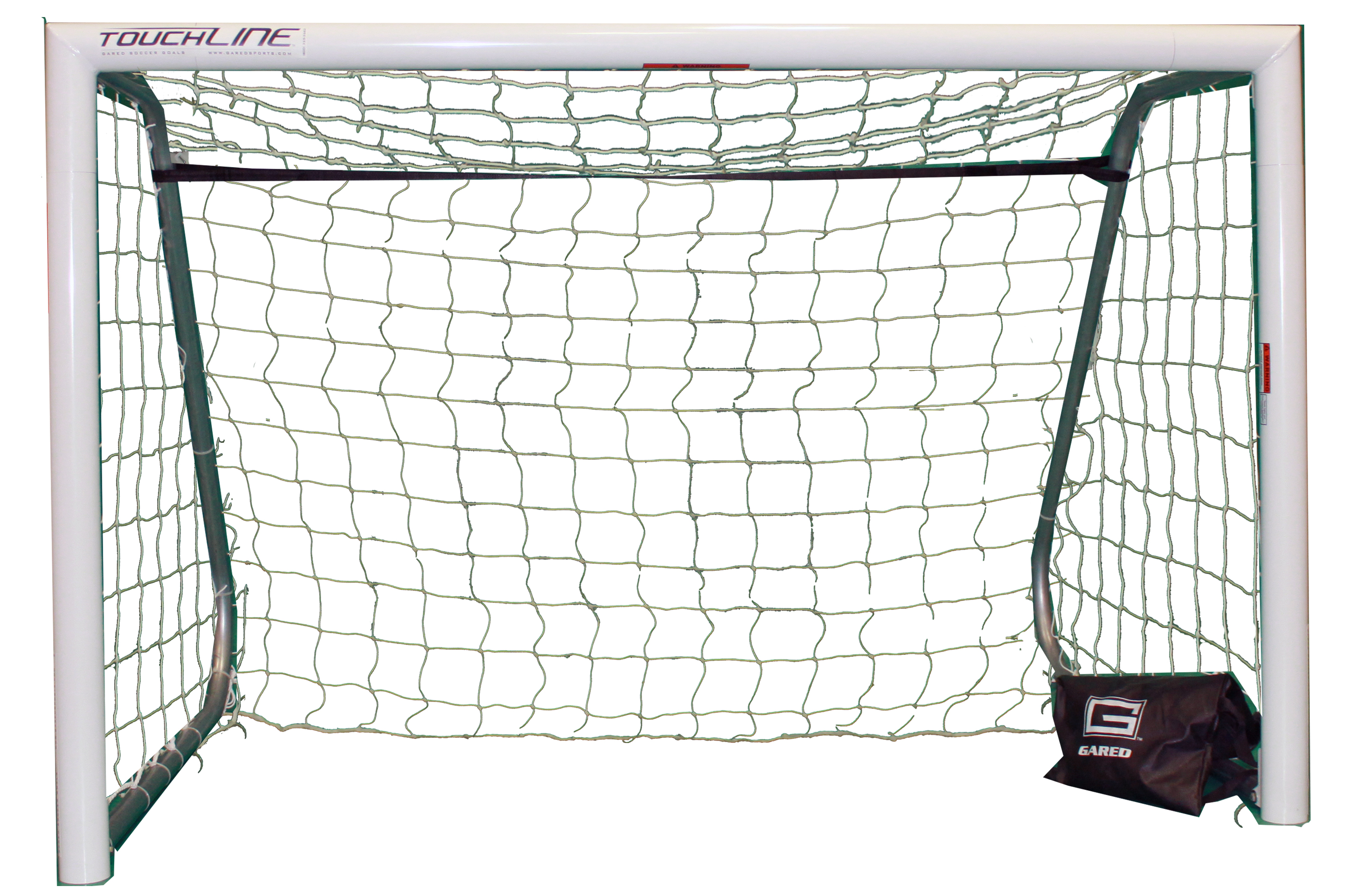 377ea5215 Galactico Unpainted Recreational Soccer Goal, 6' x 12'. View. View