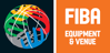 Logo and link to FIBA